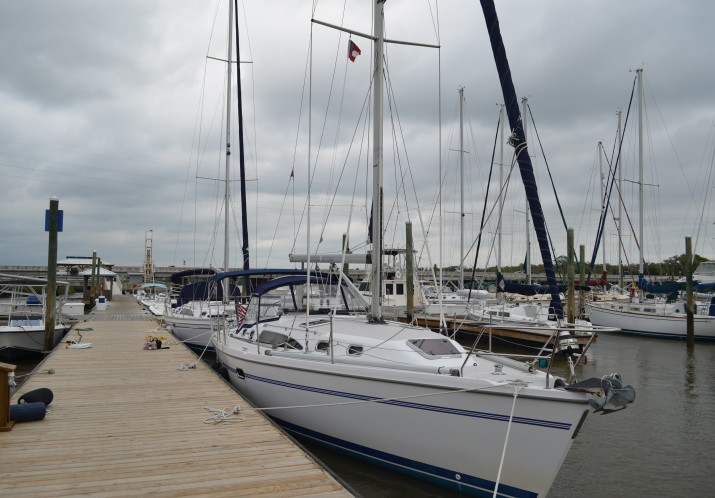 April 2015 Golden Isles Sailing Outing